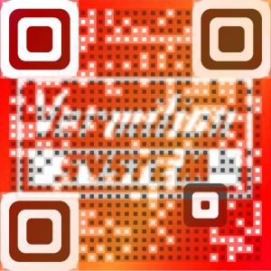 バーミリオンシステムfacebookQRコード